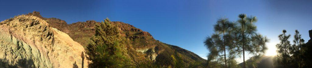 Fuente de azulejos Gran Canaria